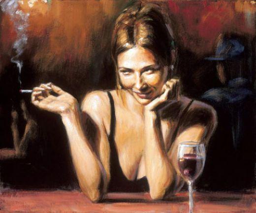 Olhar a vida com olhos embriagados e lunares
