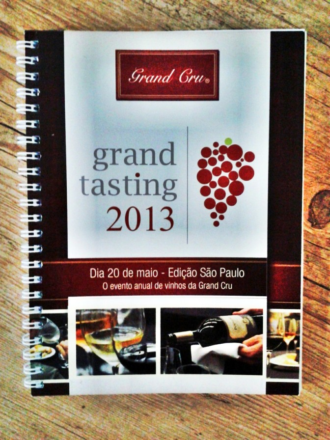 Degustando a Vida no Evento Grand Tasting da Grand Cru