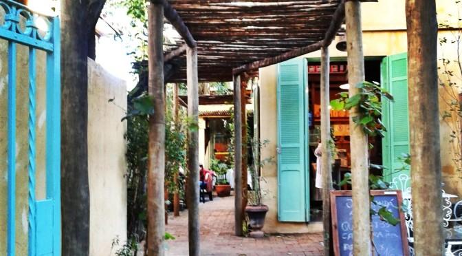Conhecendo o Restaurante Jacarandá