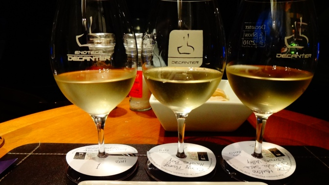 Happy-Hour no Wine Bar da Enoteca Decanter
