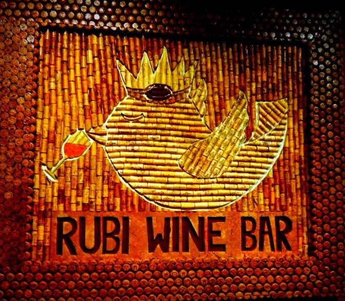 Mais uma novidade do Rubi Wine Bar: Degustações Harmonizadas!