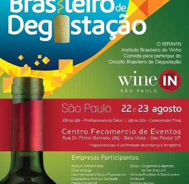 Vem aí o Circuito Brasileiro de Degustação 2013, em São Paulo