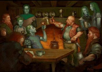Noite na Taverna, Álvares de Azevedo – vinhos e causos