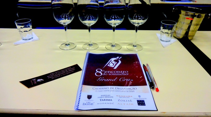 8o. Encontro do Sommelier Grand Cru