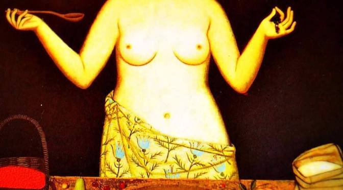 O Erotismo da Comida, segundo Isabel Allende